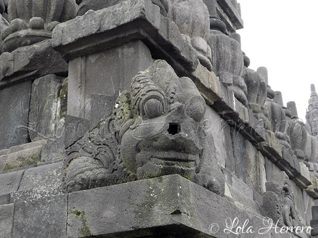 Gárgola Prambanan (Indonesia) 125