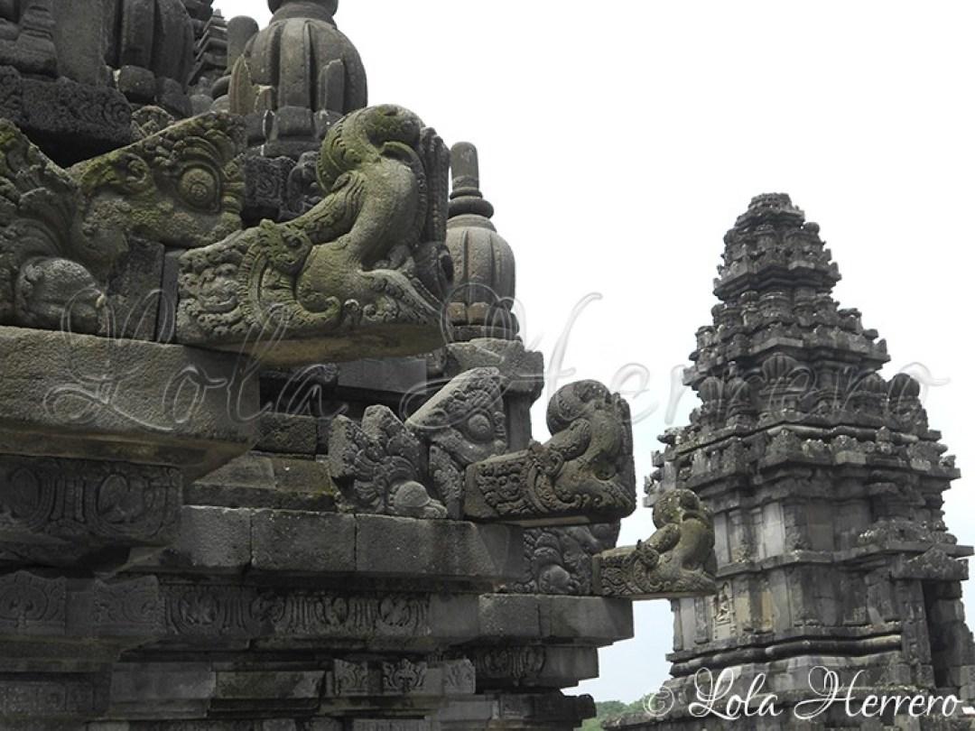 Gárgolas Prambanan (Indonesia) 128