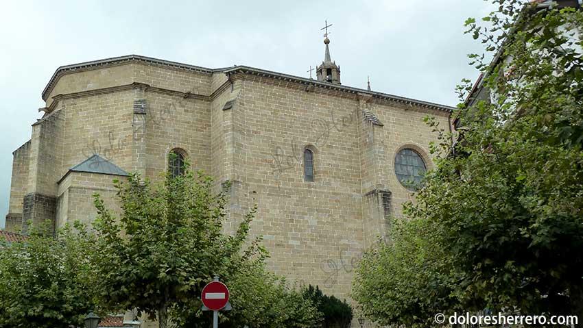 Gárgolas del País Vasco. Las gárgolas de la Parroquia de Nuestra Señora del Juncal en Irún