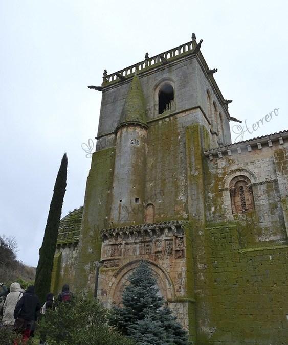 Gargoyles on San Quirce Church in Burgos (Spain)