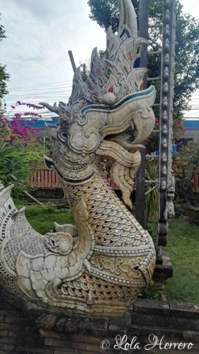 Templo Chiang Mai (Tailandia)