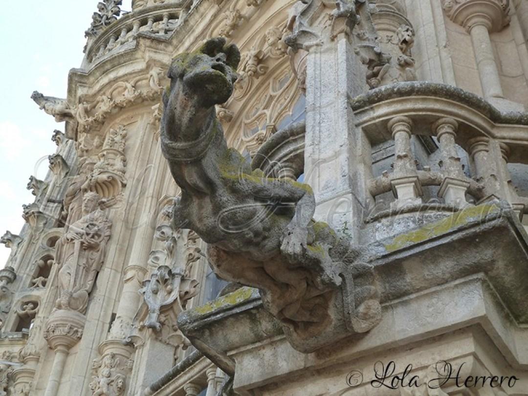 Gárgola Catedral Burgos 169