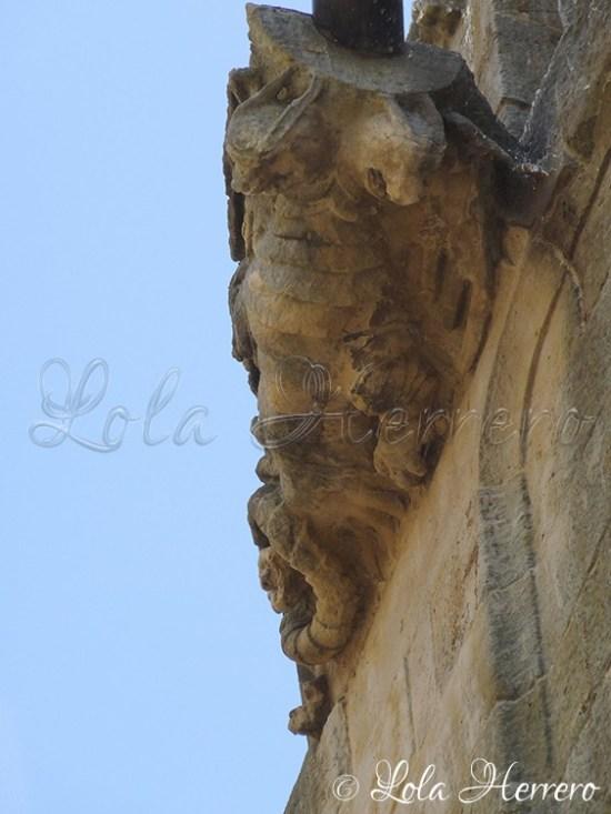 Gárgola Catedral Salamanca 208