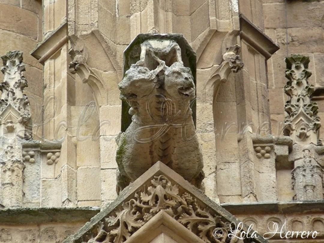Gárgola Catedral Salamanca 209