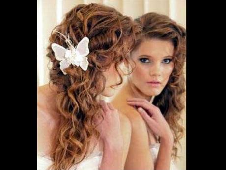 moda cabellos 40 peinados de novia 2015 dark brown hairs
