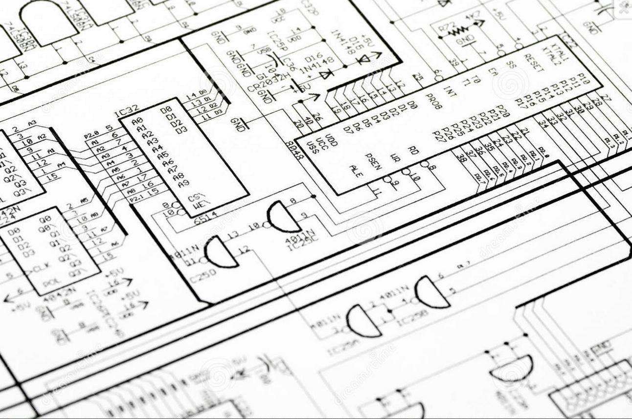 Schematic Amp Layout Design