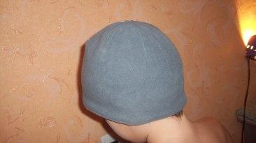 Вид шапки сзади