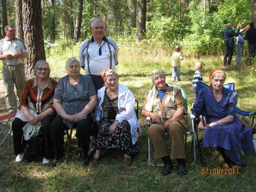 Старшее поколение, 2011 год