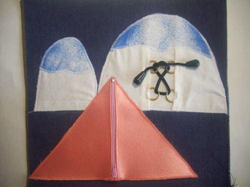 Гоы и палатка