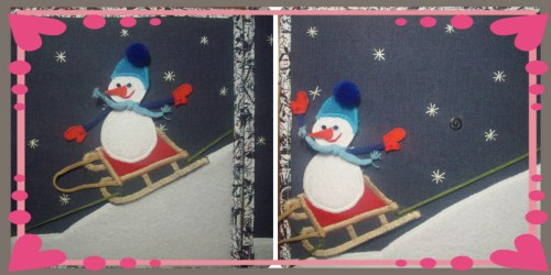 Развивающие страницы для малышей. Идея этих двух страничек со снеговиками полностью моя.