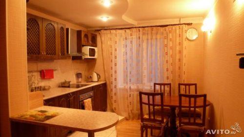 Кухня со стороны окна