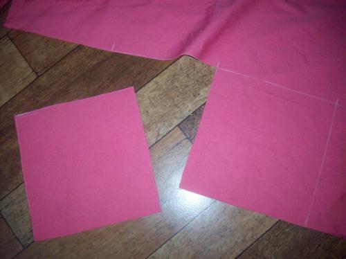 Нарезаю квадраты