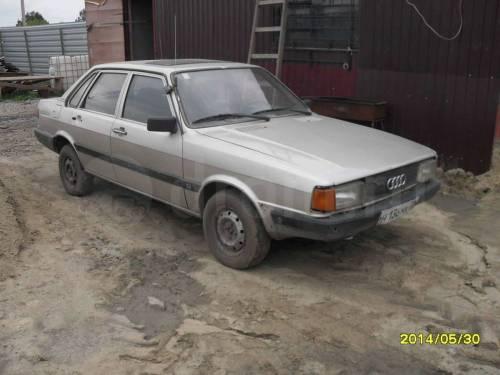 Машина Ауди 80
