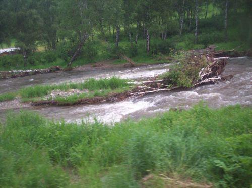 Река совсем рядом