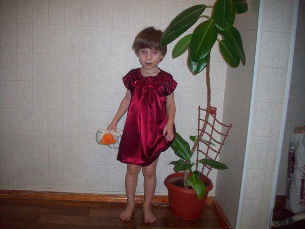 """Нарядное платье """"Черри"""""""