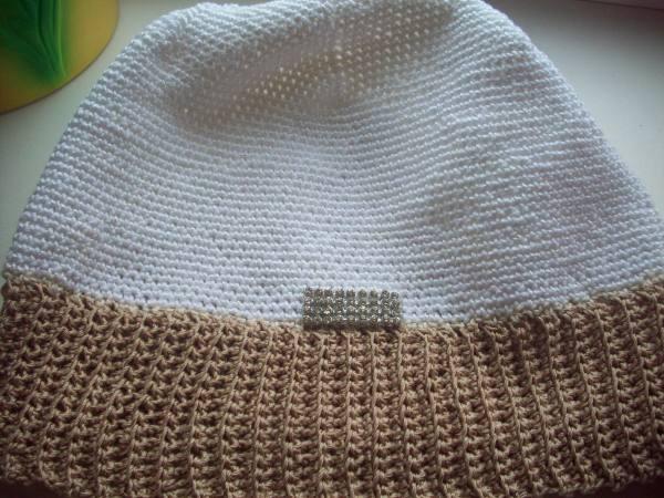 Украшение шапочки