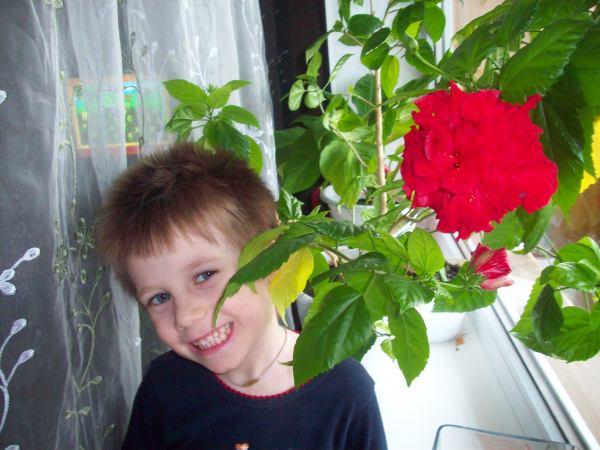 Егорка и роза