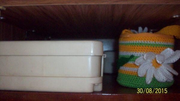 Верх шкафа