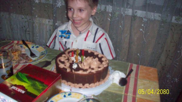 Егорке 5 лет