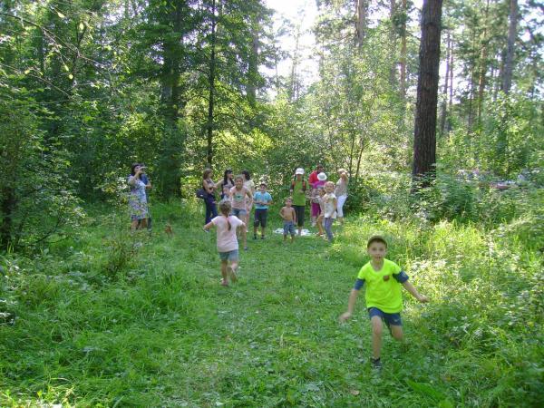 Егор бежит. Конкурс