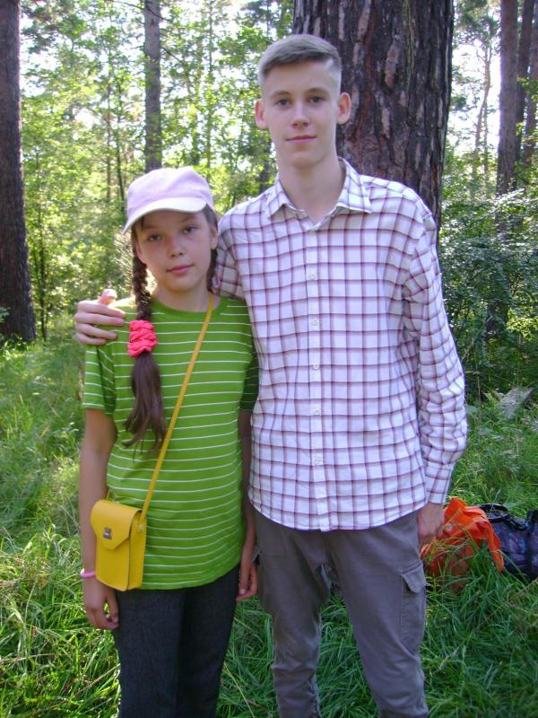 Маша и Паша