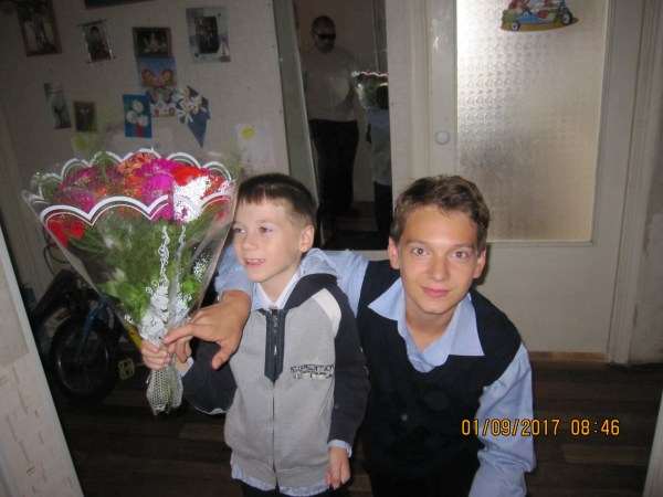 Два ученика