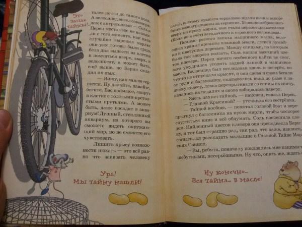 И ещё одна страница книги