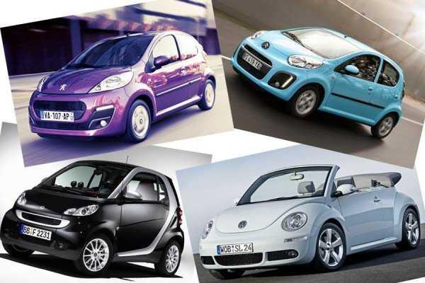 Женские маленькие машины на автомате – Машины для девушек ...