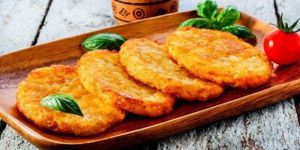 Драники картофельные — быстрые и вкусные рецепты драников ...