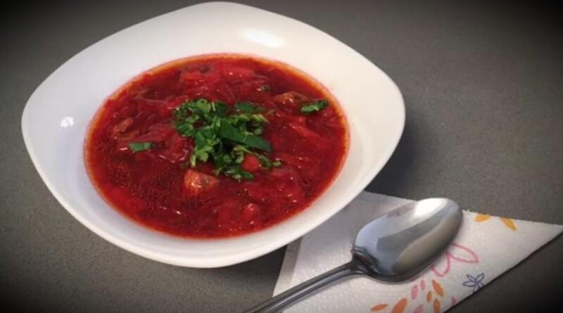 Украиналық сиыр етін қалай дайындауға болады (қадамдық рецепт)