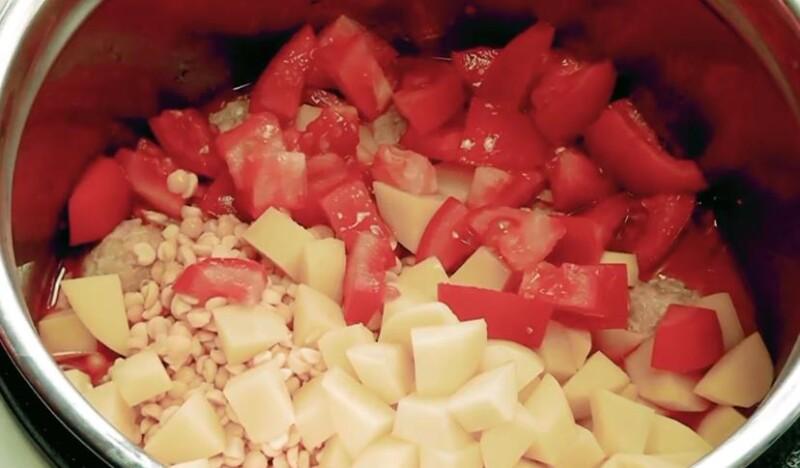 Картопты баяу пісіргішке салыңыз