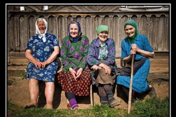Прикольные картинки про бабушек и старушек. Сумашедшие бабки