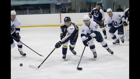 Ресоциализация поход на хоккей