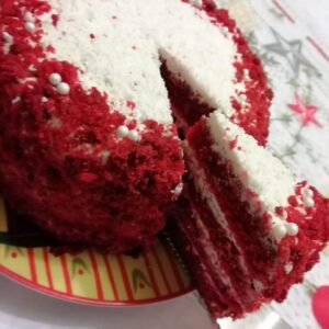 «Красный бархат». Рецепт торта «Красный бархат» | Дом ...