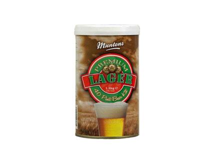 Mladinový koncentrát Premium Lager