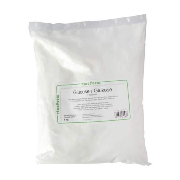 Dextróza – kvasný cukor