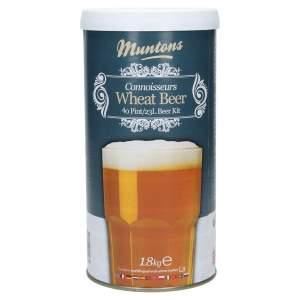 Mladinový koncentrát Muntons Wheat Beer
