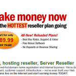 What is the buy rates of my domains and web hosting plan when I become your reseller
