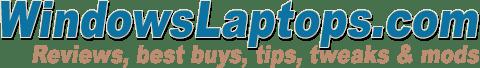 WindowsLaptops.com logo