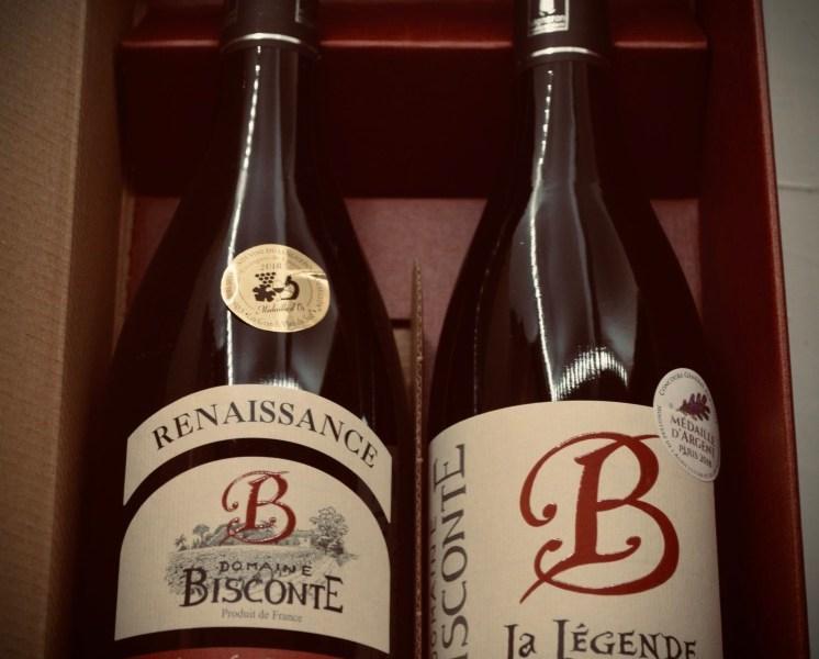 Domaine Bisconte vins