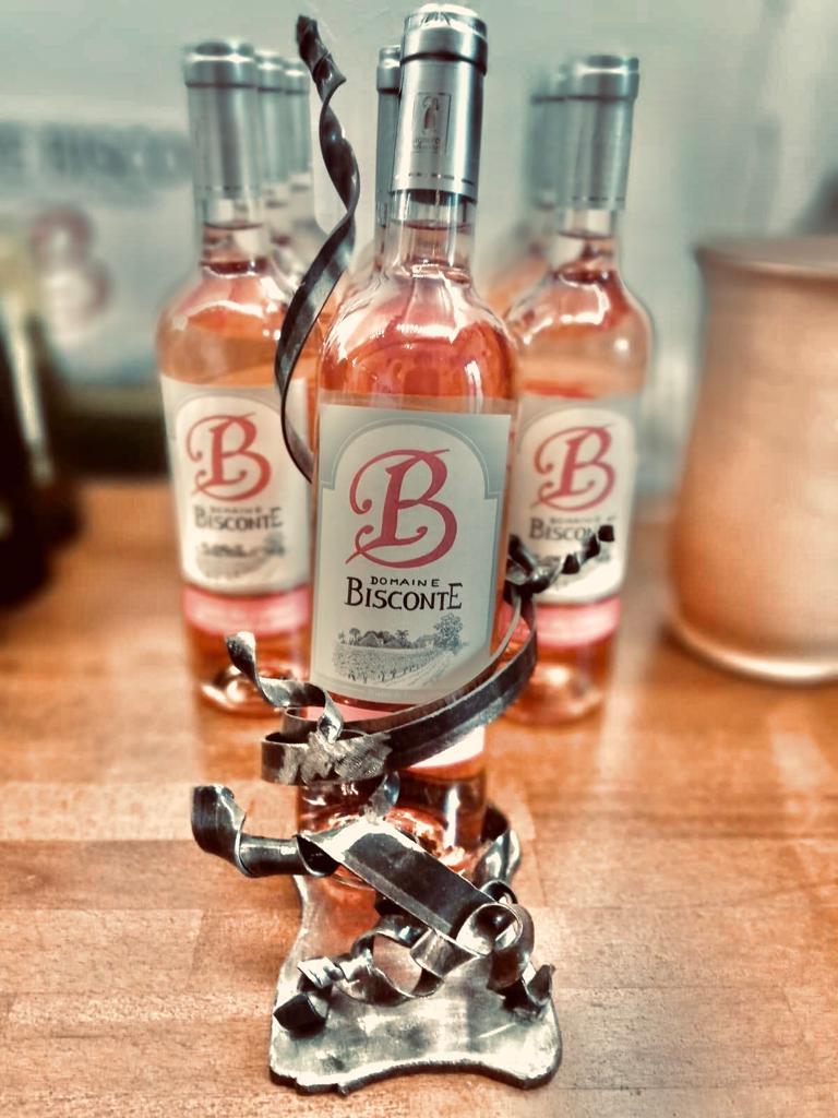 Nos vins- Cuvée des Cabanes Rosé