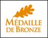 Médaille de Bronze pour notre Floc de Gascogne Rouge au Salon de l'Agriculture de Paris.