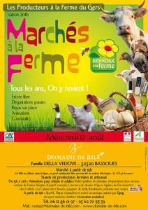 Affichette Marches _BILE