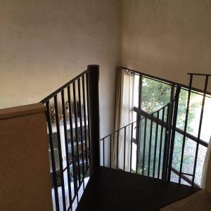 Haut escalier