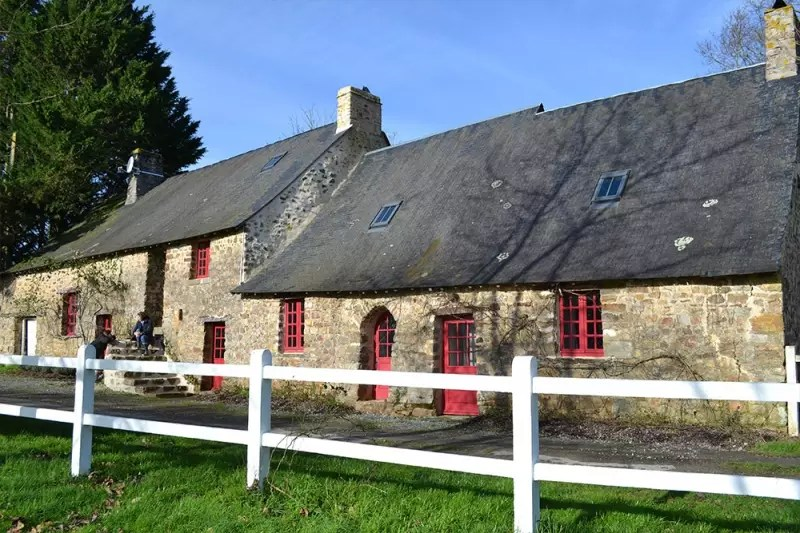 Gîte Normand du domaine des Vaulx