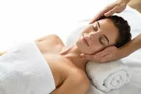 massage du visage domaine des vaulx
