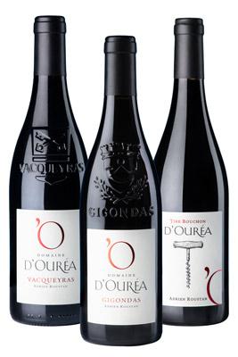 Coffret vin bio cote du rhone