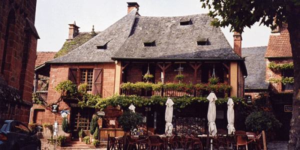 Restaurant à Collonges la Rouge