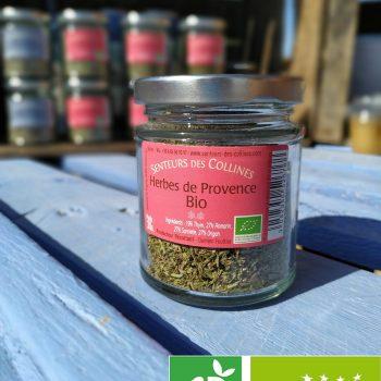 Pot d'herbes de Provence
