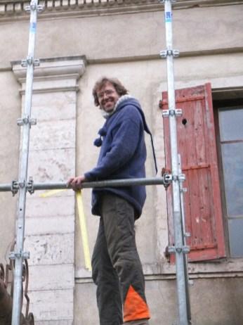 Thomas on Scaffolding